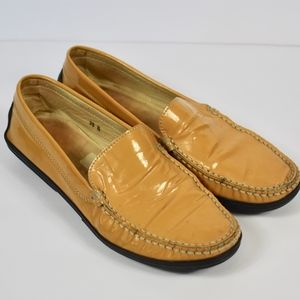 Women's Tod's  Patent Leather Loafer 38.5 / 8.5